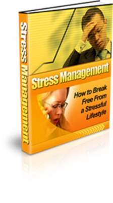 Product picture Stress Management - Stress And Anxiety
